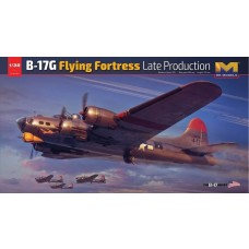 HK Models 1/32 B-17G Flying Fortress Late Plastic Model Kit