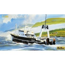 Heller 1:200 Bodasteinur Plastic Model Kit