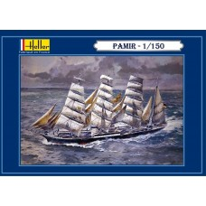 Heller 1/150 Parmir Plastic Model Kit