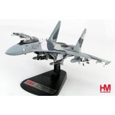 Hobby Master 1/72 Su-35 Flanker Die-Cast Model
