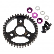 Hot Racing 38 Tooth 1 Mod Steel Spur Gear Revo 3.3/Slayer Pro 4x4