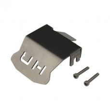 Hot Racing Stainless Steel Armor Front/Rear Skid Plate TRX-4
