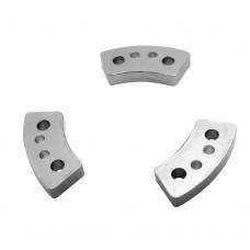 Hot Racing Hard Anodized Aluminum Slipper Clutch Pads Traxxas
