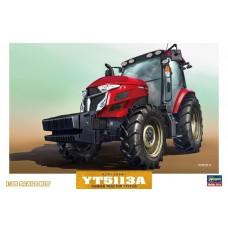HASEGAWA 1/35 Yanmar YT5113A Tractor Plastic Model Kit