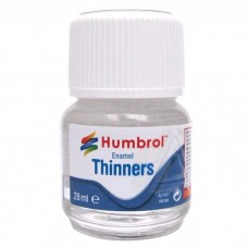 Humbrol 28ml Enamel Thinner