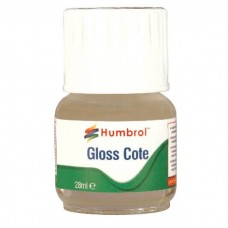 Humbrol Gloss Cote 28ml Jar