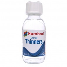 Humbrol 125ML Enamel Thinner