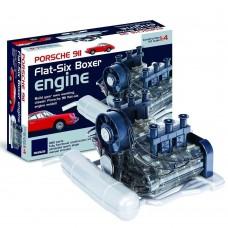 Haynes Visible Working 911 Boxer Plastic Model Kit