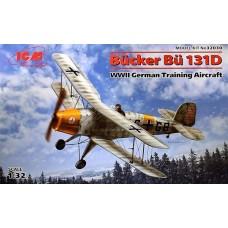 ICM 1:32 Bucker Bu 131D Plastic Model Kit