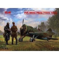 ICM 1:32 VVS RKKA Pilots 1939-1942 Plastic Model Kit