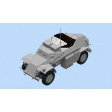 ICM 1:48 Sd.Kfz.260 Radio Communication Vehicle Plastic Model Kit