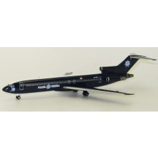 InFlight 1/200 727 Mexican Police Die-Cast Model