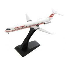 InFlight 1/200 TWA McDonnell Douglas DC-9-51 Die-Cast Model
