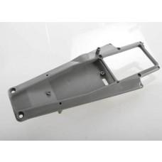 Traxxas Nitro Rustler Gray Upper Chassis Deck