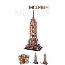 EMPIRE STATE BUILDING 3D PUZZL