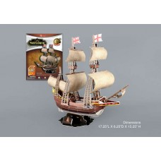 Mayflower 3D Puzzle 111 Piece