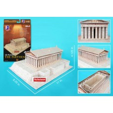 Parthenon 3D Puzzle 25 Pieces