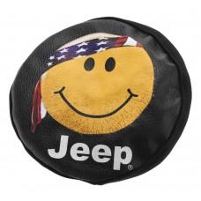 1:10 Happy Face Spare Tire Cover SCX10