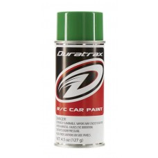 Duratrax Rally Green Lexan Body Spray Paint