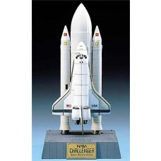 1:288 Space Shuttle w/Boosters Plastic Model Kit