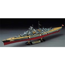 1:350 Bismarck Static Plastic Model Kit