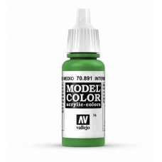 Intermediate Green Model Color 17ml Acrylic Paint