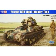 Hobby Boss 1/35 French R35 Light Inf. Tank