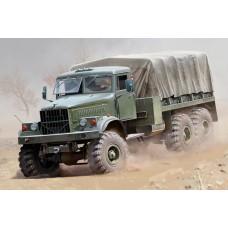 1:35 Russian KrAZ-255B Truck Plastic Model Kit