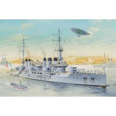 1:350 Pre-Dreadnought Battleship Voltaire Model Kit