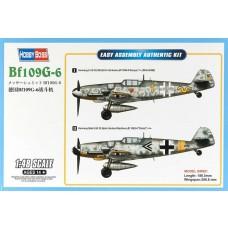 1/48 Messerschmidt Bf109G-6 Plastic Model Kit