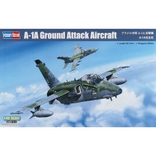 1/48 A-1A Ground Attack Aircraft Plastic Model Kit