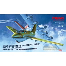 1:32 Messerschmitt ME163B Komet Plastic Model Kit