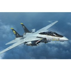 1/144 F-14D Tomcat Plastic Model Kit
