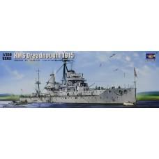 1/350 HMS Dreadnought WWI 1915 Plastic Model Kit