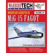 MiG-15 Fagot Volume 40