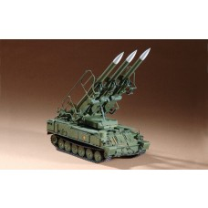 1/72 Russian SAM-6 Anti-Aircraft Missile Plastic Model Kit