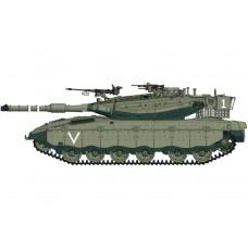 1/72 IDF Merkava Mk.IIID(LIC) Plastic Model Kit