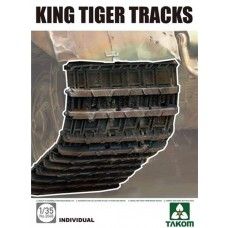 1/35 King Tiger Individual Track Link Detail Set