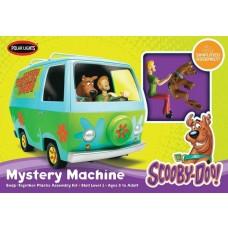 Polar Lights 1/25 Scooby Doo Mystery Machine Plastic Model Kit