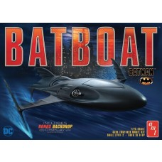 AMT 1/25 Batman Batboat Plastic Model Kit