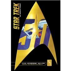 AMT 1/650 Star Trek USS Enterprise 50th Anniversary