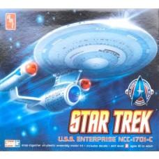 AMT 1/2500 Star Trek Enterprise NCC-1701-C Model Kit