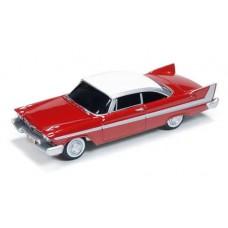1:64 Christine 1958 Plymouth Fury Die-cast Car