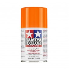 TS-96 Fluorescent Orange Spray Lacquer Paint