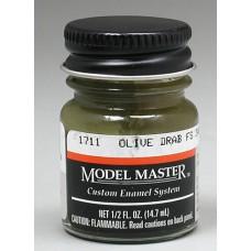 Olive Drab FS34089 1/2 oz Enamel Paint