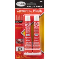 Plastic Model Cement Value Pack (2)