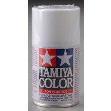TS-7 Racing White 3 oz Spray Lacquer Paint