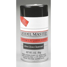 Ultra Gloss Clearcoat 3oz Lacquer Spray Paint