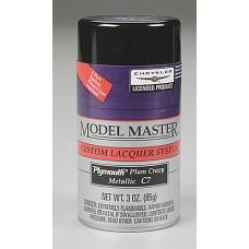 Plum Crazy Metallic 3oz Lacquer Spray Paint