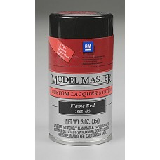 Flame Red 3oz Lacquer Spray Paint